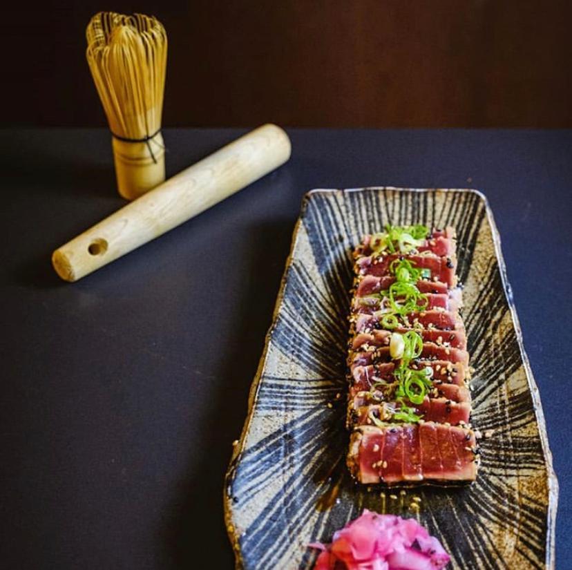 Tataki atún rojo